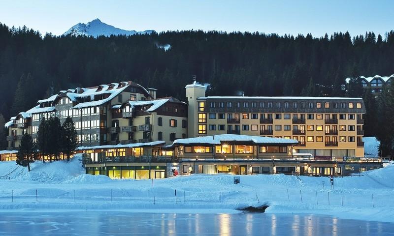 Th Madonna Di Campoglio Th Resorts Trentino Alto Adige Il Mio Villaggio